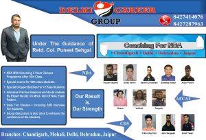 NDA Coaching