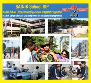Sainik School coaching