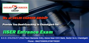 IISER Exam Coaching