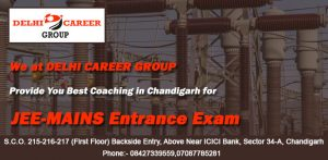 JEE Mains coaching