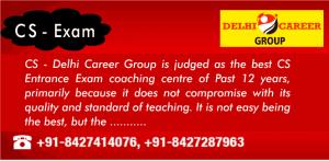 CS Exam coaching