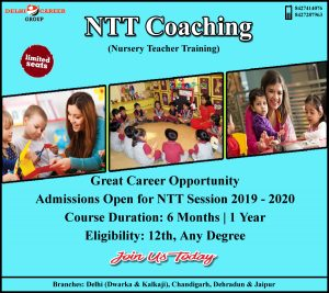 NTT Coaching Classes